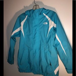 The North Face Rain Jacket size 14/16